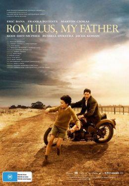 """Постер к фильму """"Ромул, мой отец"""" /Romulus, My Father/ (2007)"""
