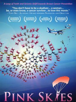 "Постер к фильму ""Розовое небо"" /Pink Skies/ (2011)"