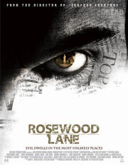 """Постер к фильму """"Бульвар страха"""" /Rosewood Lane/ (2012)"""