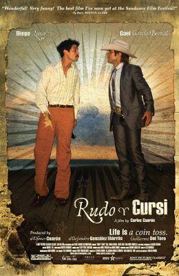 """Постер к фильму """"Рудо и Курси"""" /Rudo y Cursi/ (2008)"""