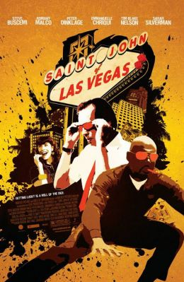"""Постер к фильму """"Святой Джон из Лас-Вегаса"""" /Saint John of Las Vegas/ (2009)"""