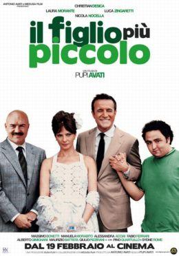 "Постер к фильму ""Самый маленький сын"" /Il figlio piu piccolo/ (2010)"
