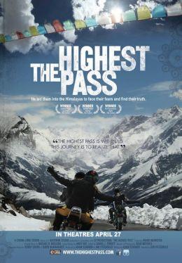 """Постер к фильму """"Самый высокий перевал"""" /The Highest Pass/ (2012)"""