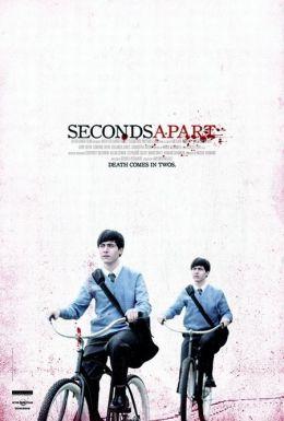 """Постер к фильму """"Близнецы-убийцы"""" /Seconds Apart/ (2011)"""