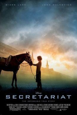 """Постер к фильму """"Секретариат"""" /Secretariat/ (2010)"""