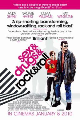 """Постер к фильму """"Секс, наркотики и рок-н-ролл"""" /Sex & Drugs & Rock & Roll/ (2010)"""
