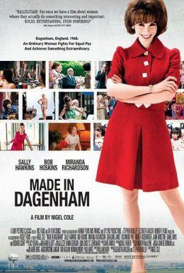 """Постер к фильму """"Сделано в Дагенхэме"""" /Made in Dagenham/ (2010)"""