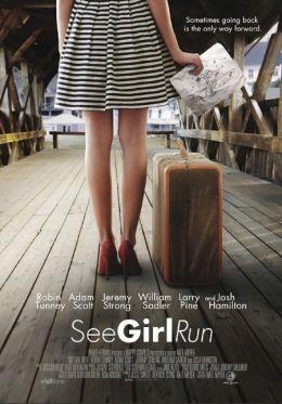 """Постер к фильму """"See Girl Run"""" /See Girl Run/ (2012)"""