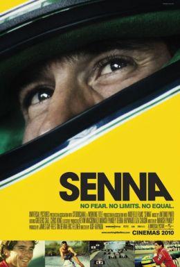 """Постер к фильму """"Сенна"""" /Senna/ (2010)"""