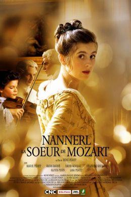 """Постер к фильму """"Сестра Моцарта"""" /Nannerl, la soeur de Mozart/ (2010)"""