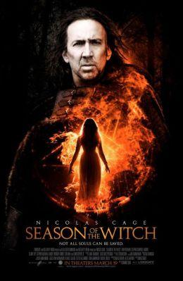 """Постер к фильму """"Время ведьм"""" /Season of the Witch/ (2011)"""