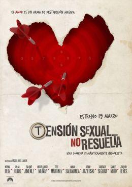 """Постер к фильму """"Неудовлетворенное сексуальное напряжение"""" /Tension sexual no resuelta/ (2010)"""