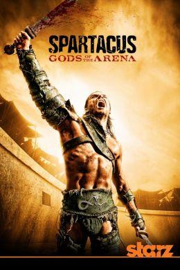 """Постер к фильму """"Спартак: Боги арены"""" /Spartacus: Gods of the Arena/ (2011)"""
