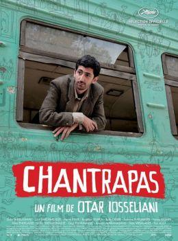 "Постер к фильму ""Шантрапа"" (2010)"