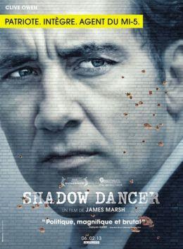 """Постер к фильму """"Тайный игрок"""" /Shadow Dancer/ (2012)"""