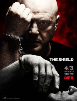"""Постер к фильму """"Щит"""" /The Shield/ (2002)"""