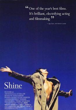"""Постер к фильму """"Блеск"""" /Shine - Der Weg ins Licht/ (1996)"""