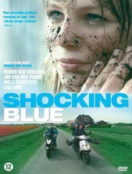 """Постер к фильму """"Шокирующие в голубом"""" /Shocking Blue/ (2010)"""
