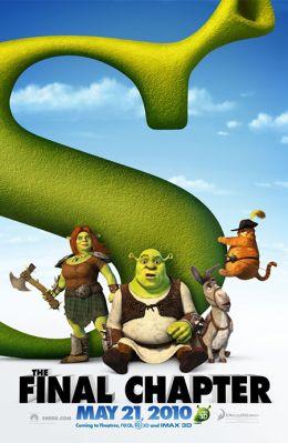 "Постер к фильму ""Шрэк навсегда"" /Shrek Forever After/ (2010)"