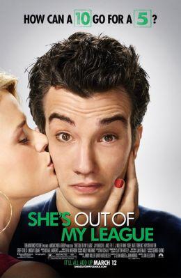 """Постер к фильму """"Слишком крута для тебя"""" /She's Out of My League/ (2010)"""
