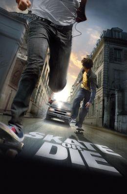 """Постер к фильму """"На скейте от смерти"""" /Skate or Die/ (2008)"""