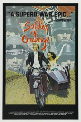 Оранжевый солдат