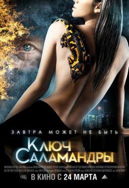 """Постер к фильму """"Ключ Саламандры"""" (2010)"""