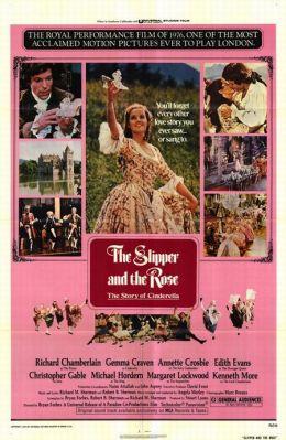 "Постер к фильму ""Туфелька и роза"" /The Slipper and the Rose: The Story of Cinderella/ (1976)"