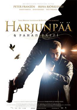 """Постер к фильму """"Служитель зла"""" /Harjunpaa ja pahan pappi/ (2010)"""
