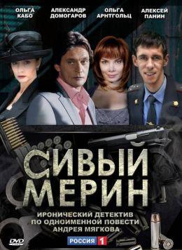 """Постер к фильму """"Сивый мерин"""" (2010)"""