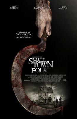 "Постер к фильму ""Злодеи из глубинки"" /Small Town Folk/ (2007)"