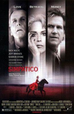 """Постер к фильму """"Симпатико"""" /Simpatico/ (1999)"""