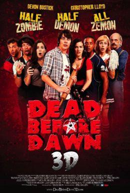 """Постер к фильму """"Самый страшный фильм 3D"""" /Dead Before Dawn 3D/ (2012)"""