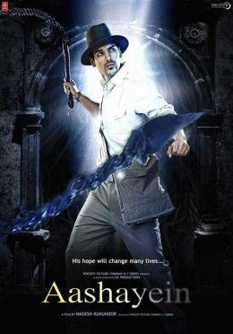 """Постер к фильму """"С надеждой на лучшее"""" /Aashayein/ (2010)"""