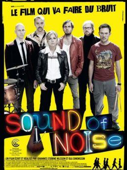 """Постер к фильму """"Звуки шума"""" /Sound of Noise/ (2010)"""