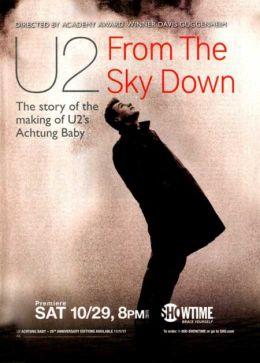 "Постер к фильму ""U2: С небес на Землю"" /From the Sky Down/ (2011)"