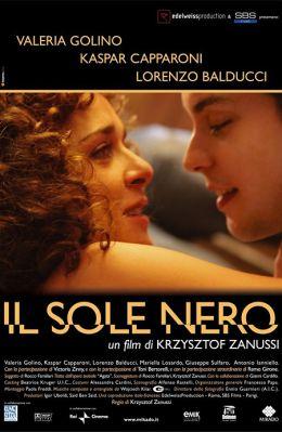 """Постер к фильму """"Черное солнце"""" /Il Sole nero/ (2007)"""