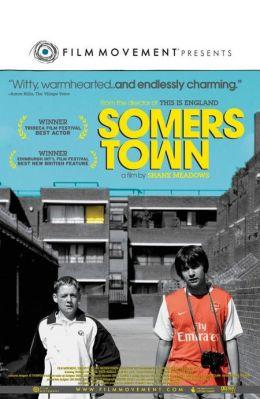 """Постер к фильму """"Сомерс-таун"""" /Somers Town/ (2008)"""