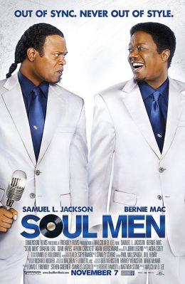 """Постер к фильму """"Блюзмены"""" /Soul Men/ (2008)"""