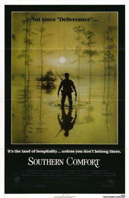 """Постер к фильму """"Южное гостеприимство"""" /Southern Comfort/ (1981)"""