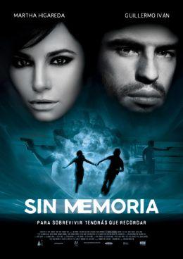 """Постер к фильму """"С памятью"""" /Sin memoria/ (2010)"""