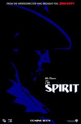 """Постер к фильму """"Мститель"""" /The Spirit/ (2008)"""