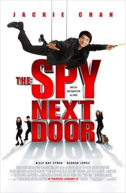 """Постер к фильму """"Шпион по соседству"""" /The Spy Next Door/ (2010)"""