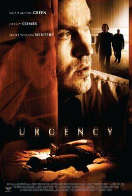 """Постер к фильму """"Срочность"""" /Urgency/ (2010)"""