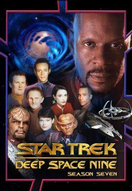 """Постер к фильму """"Стартрек: Глубокий космос 9"""" /Star Trek: Deep Space Nine/ (1993)"""