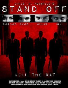 """Постер к фильму """"Stand Off"""" /Stand Off/ (2012)"""