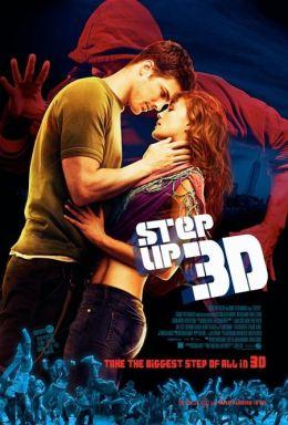 """Постер к фильму """"Шаг вперед 3D"""" /Step Up 3D/ (2010)"""