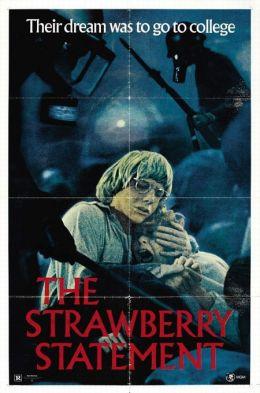 """Постер к фильму """"Земляничный манифест"""" /The Strawberry Statement/ (1970)"""