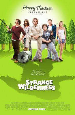 """Постер к фильму """"Снежный человек"""" /Strange Wilderness/ (2008)"""