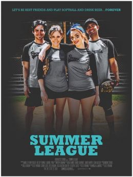 """Постер к фильму """"Summer League"""" /Summer League/ (2013)"""